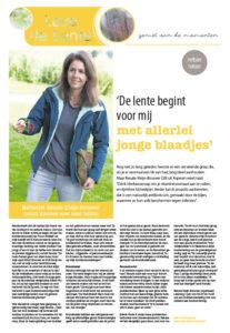 Herborist Renate Kleijn-Brouwer lentespecial 2018