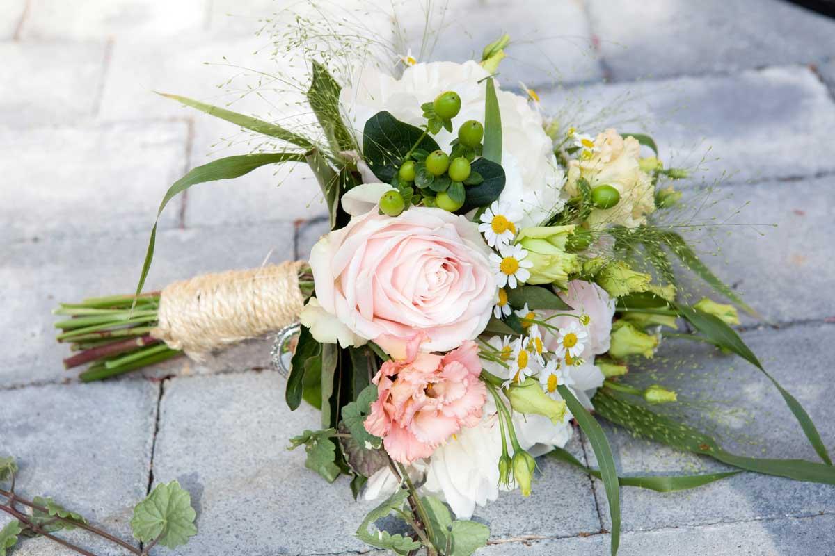 De Kruidenbrouwerij bloemwerk